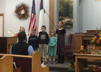 Old Paths Baptist Church Junior Choir, Missions Conference