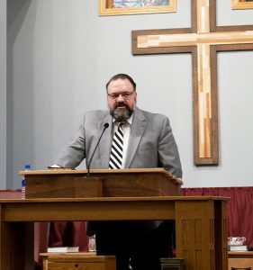 pastor brennan old paths baptist church dubuque